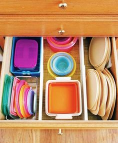 space saving ideas for kitchen storage and organization