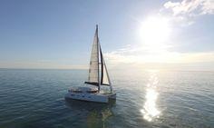 Aldabra Yacht Charter à La Rochelle : Sortie en catamaran pour 2 personnes: #LAROCHELLE 45.00€ au lieu de 70.00€ (36% de réduction)