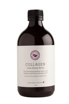 Description Ingredients To give you a daily shot of extra nutritional support, The Beauty Chef's new COLLAGEN Inner Beauty Boost is a delicious…