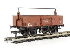 Bachmann Branchline OO 38-450 High Sided Open Wagon w/Highbar BR Bauxite