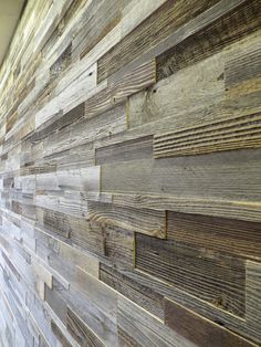 Admonter CUBE: Natural wood panels with a multi-dimensional effect. Wood Paneling, Natural Wood, Showroom, Switzerland, Cube, Grey, Wall Cladding, Wood, Ideas
