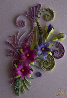 love the bright colors http://media-cache1.pinterest.com/upload/263390278177097054_F0pNUN2H_f.jpg jkaymac quilling
