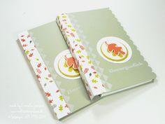 Notizbuch_Anleitung mit Stiftehalterung