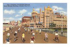 AC Boardwalk Bikes