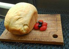 Αφράτο ψωμί στον αρτοπαρασκευαστή recipe main photo Dairy, Bread, Cheese, Food, Brot, Essen, Baking, Meals, Breads