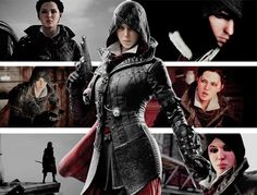 Evie Frye - Assassin's Creed Syndicate All Assassin's Creed, Assassins Creed Evie, Shao Jun, Infamous Second Son, Female Assassin, Manga Characters, Lady And Gentlemen, Pop Culture, Character Art