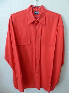 175.00   VINTAGE   VERSACE   JEANS COUTURE   RED   L S   2 POCKET   SHIRT    LARGE L ❤  vintage  versace  jeans  couture  pocket  shirt  large  style   food ... 61b9b1dbd6a