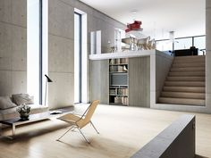 GARDEROBE - Mediearkiv - Designa Corner Desk, Loft, Bed, Furniture, Home Decor, Corner Table, Decoration Home, Stream Bed, Room Decor