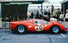 FERRARI 1973 24 Hours of Daytona