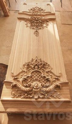 Wooden Door Design Decor 44 Ideas For 2019 Wooden Door Design, Wooden Art, Wooden Doors, Dremel, Wood Carving Designs, Wood Carving Art, Diy Holz, Wood Crafts, Wall Decor
