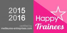 Labellisation HappyTrainees 2015-2016