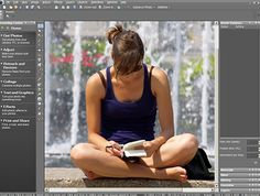 FINALLY Corel paint shop pro tutorial.  (the powerful, but less expensive than photoshop, editing software)