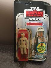 Vintage 1982 Star Wars-KENNER ESB Empire Action Figure-Rebel Commander 48 Back