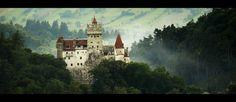 Bran Castle, Romania by Vlad1982.deviantart.com on @DeviantArt