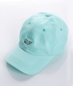 Shop Washed Chino Whale Logo Baseball Hat at vineyard vines