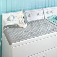 Magnetic Ironing Mat Laundry Pad Washer Dryer Cover Board Heat Resistant Blanket  Specifications: