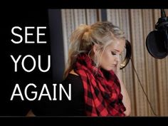 SEE YOU AGAIN - WIZ KHALIFA FT. CHARLIE PUTH - COVER BY MACY KATESong Cover http://ift.tt/2vgTTzQ