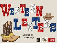 Enjoy these western inspired upper-case letters.  This is my first attempt at creating a lettering product, so I am offering it for free and only ask for your honest feedback.All letters are in png format and can be easily resized.These letters are great for designing invitations, products for TPT, materials and decorations for your classroom and much more.