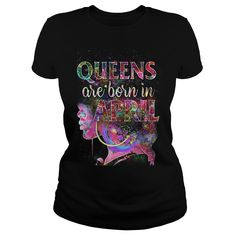 215c9fa81 9 Best Women's Black Queens Are Born In June - Birthday T-Shirt ...
