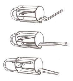 Viking-Era padlock with springs and turning key