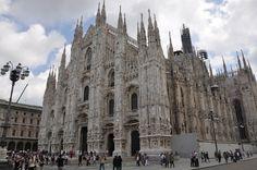 ...LiDì in Wonderland ♥ il Duomo! #Milano #fashion #Milan