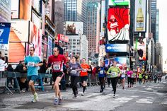 best half marathons... because if i'm going to do it you better damn well believe a vacation will be involved