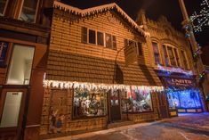 The Delicious Dessert Shop In Small Town Wisconsin That Sells Authentic German Sweets And Treats Chocolate Shop, Chocolate Gifts, Wisconsin Vacation, German Cookies, Christmas Bread, Great Buildings And Structures, Modern Buildings, Homemade Sweets