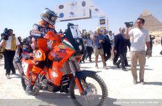 Meoni 2001 KTM Rally 950 - Egypt