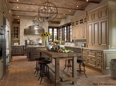The kitchen is a space in the home that's fun to design, decorate and remodel. Get inspired with five glorious kitchen styles from around the world.
