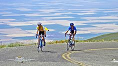 Outdoor Idaho: Cycling Idaho, one of IdahoPTV's excellent of productions.  Visitidaho.org #bike #idaho #idahoptv