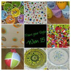 Keramik selber bemalen bei  Paint your Style - Wien 15 http://www.paintyourstyle.de/at/wien15/ Kardinal-Rauscher-Platz 5; 1150 Wien Telefon: +43 1 786 06 77 wien15@paintyourstyle.at   FB: Paint your Style - Wien 15