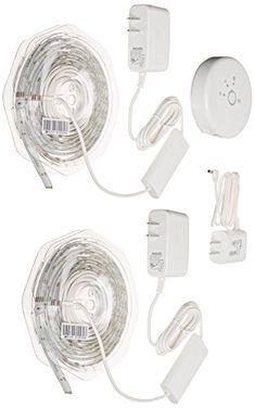 Philips Hue Lightstrips Starter Pack, 1st Generation, Works with Amazon Alexa