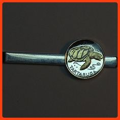 Keepsake Engraved Personalized Case Mali Flag Tie Clip Bar 55mm