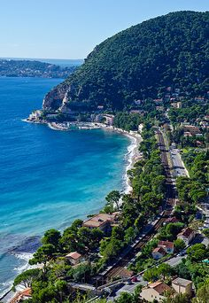 Eze-sur-Mer, French Riviera