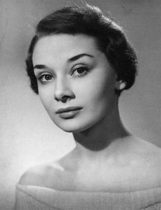 Audrey Hepburn by Angus McBean c.1950