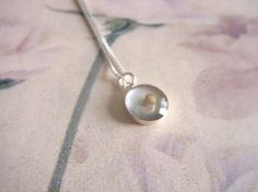 Mustard seed necklace :-) http://www.etsy.com/listing/156891667/mustard-seed-necklace-teeny-tiny-round