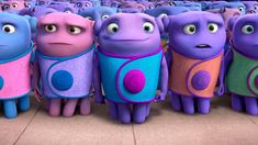 Earlier this year, Dreamworks remade the book The True Meaning of Smekday into a movie called Home, which racked up a lot of money. However, in adapting the book, they ended up changing almost ever...