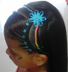 Postiza doble Long Hair Designs, Natural Hair Styles, Long Hair Styles, Nail Spa, Hair Bows, Braids, Victoria, Hairstyle, Lady