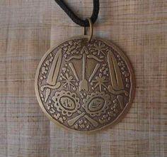 Medalha Orixás - Oxóssi (odé), Ogum E Oxum - R$ 38,00