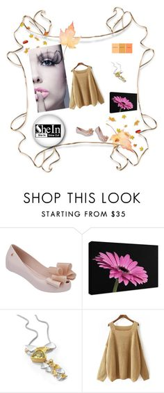 """""""XGHJ"""" by ll88-1 ❤ liked on Polyvore featuring Therapy, Melissa and Charmian Beaton Designs"""