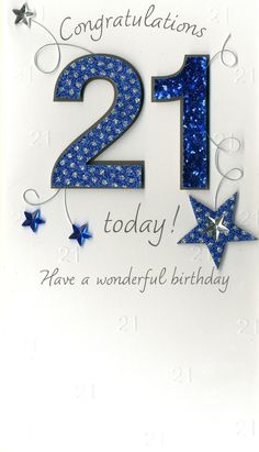 21st birthday cards male - Google Search                                                                                                                                                     More