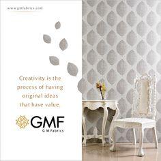 Upgrade your #Interiors with mesmerizing range of #Furnishing #Fabrics. #GMF #GMFabrics #Furnishings #HomeDecor #Decor #HomeFabric
