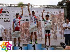 MICHOACÁN MÁGICO. ¿Sabes quién ganó la Vuelta Ciclista Michoacán 2014? El evento constó de cinco etapas y comenzó en Zacapu, donde se dieron cita los mejores ciclistas del país para recorrer los municipios de Morelia, Lázaro Cárdenas, Pátzcuaro, Tzintzuntzan, Mujica y Apatzingan. El ganador fue Ignacio de Jesús Prado, con un tiempo de 10 horas, 16 minutos y 14 segundos en los que completó los 107.5 km de la prueba. HOTEL VALMEN http://www.valmenhotel.com.mx/