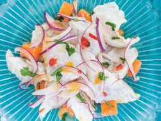 The opening chapter of Martin Morales's new cookbook, Ceviche: Peruvian Kitchen, contains, not surprisingly, an array of ceviches.