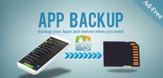 App Backup & Restore v4.0.6 (Ad Free)  Martes 5 de Enero 2015.Por: Yomar Gonzalez | AndroidfastApk  App Backup & Restore v4.0.6 (Ad Free) Requisitos: 4.0 Información general: App Backup & Restore se utiliza para la copia de seguridad y restauración de aplicaciones para Android.caracteristicas: - Aplicaciones de copia de seguridad a la tarjeta SD - Copia de seguridad de lotes - Relación de mercado de copia de seguridad para aplicaciones protegidas - Restaurar aplicaciones desde la tarjeta SD…