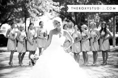 Photography by Samantha McGranahan, The ROXY Studio. #wedding, #bridal, #ceremony, #reception, #cake, wedding cake, first dance, #poses, #cathedral, #bride, wedding dress, #bouquet, #bridesmaid, #bridalparty, bridesmaid dresses