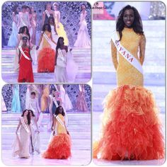 Miss Guyana World 2013 Evening Gown: HIT or MISS?