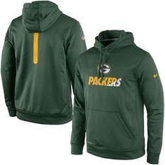 Green Bay Packers Logo Pullover Hoodie Dark Blue & Grey | GG-loop