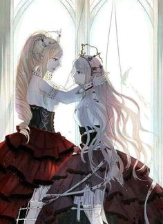 A marionette