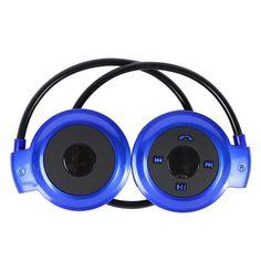 Bluetooth 4.0 Headphones Over-Ear Stereo Sports Bluetooth Earphone Headset Earbuds Stereo Card Bluetooth Headset